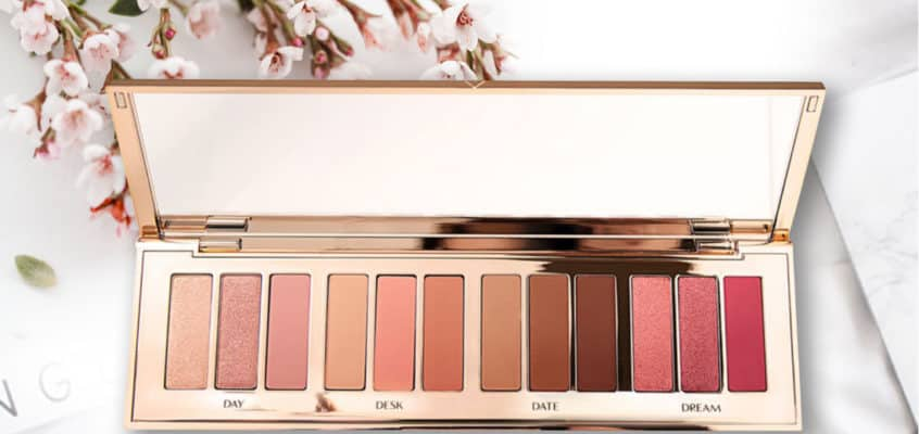 The NEW Charlotte Tilbury Pillow Talk Eye Palette is here! Don't sleep through it!