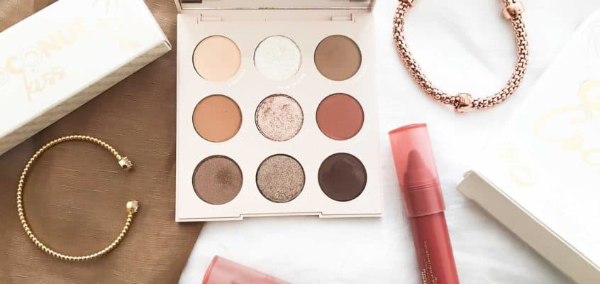 Colourpop Going Coconuts Collection Review