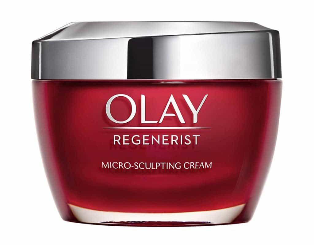 Olay Regenerist Micro-sculpting Cream Face Moisturiser