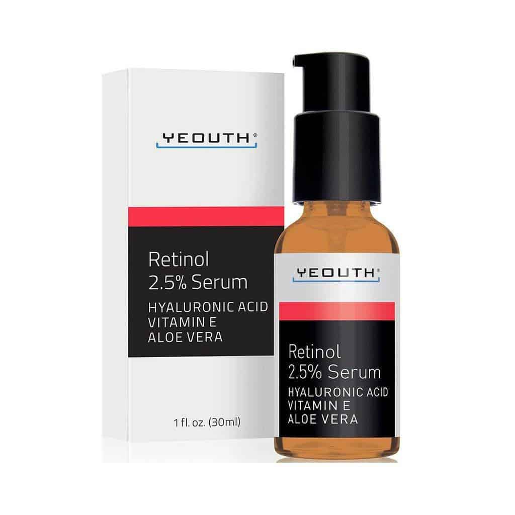 retinol for your skin
