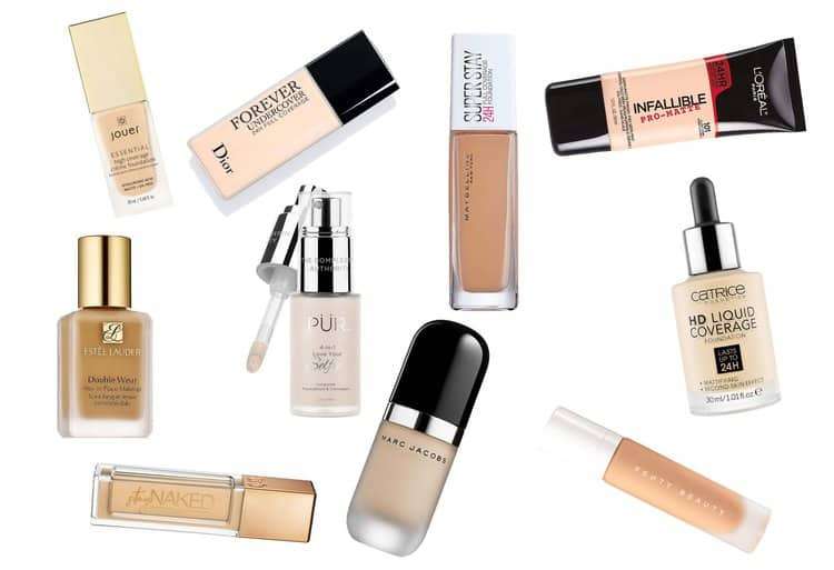 Best Full-Coverage Foundation for Oily Skin 2020! No More Grease and Shine!