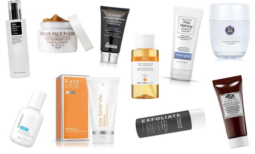 The Best Exfoliators for Oily Skin in 2020