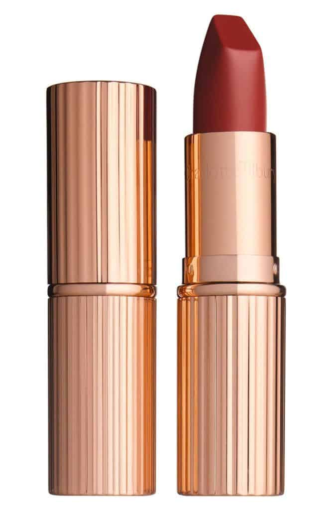 Charlotte Tilbury Matte Revolution Luminous Modern-Matte Lipstick in Red Carpet Red