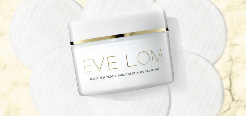 The Power of Peel Pads – Eve Lom Rescue Peel Pads Review