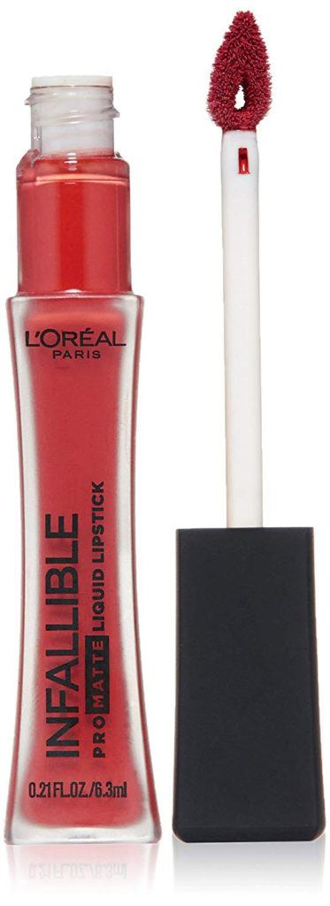 L'Oréal Paris Infallible Pro-Matte Liquid Lipstick in Matador