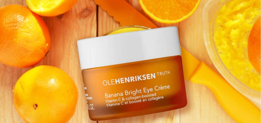 Ole Henriksen Banana Bright Eye Creme Review Beauty With Hollie