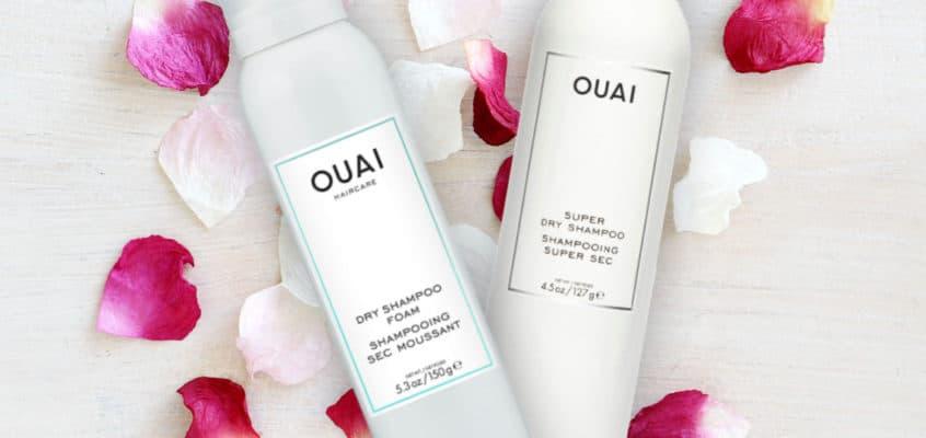 The Buzz Around Ouai Dry Shampoo and Why You Need to Give Them a Try