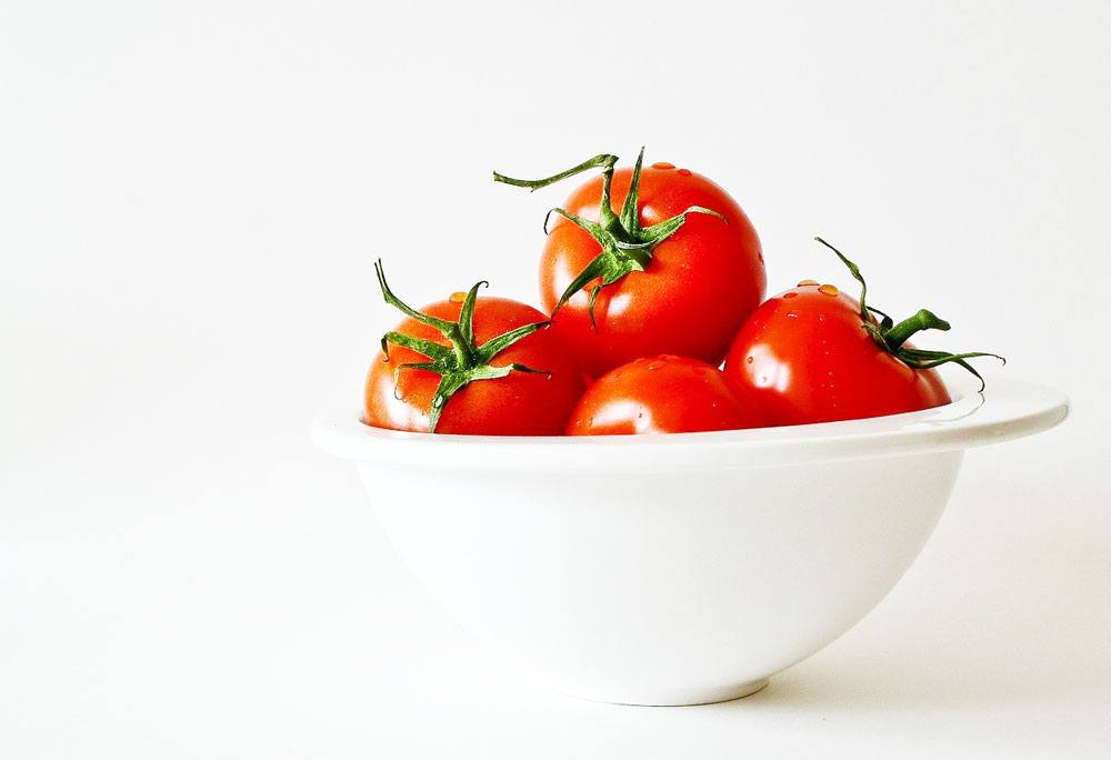 tomatoes mask for blackheads