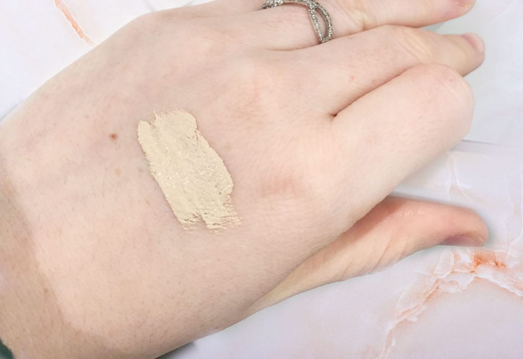 vanish airbrush concealer swatch