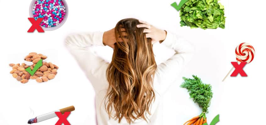 Are you feeding your hair right? Foods that Promote Healthy Hair Growth