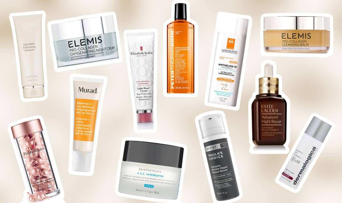 The Best Drugstore Skincare For Women Over 40 | Drugstore