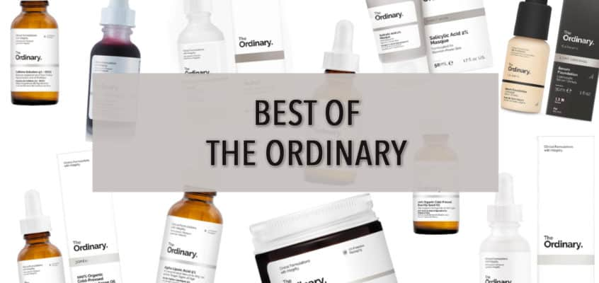 Best Products of The Ordinary That You Should Own