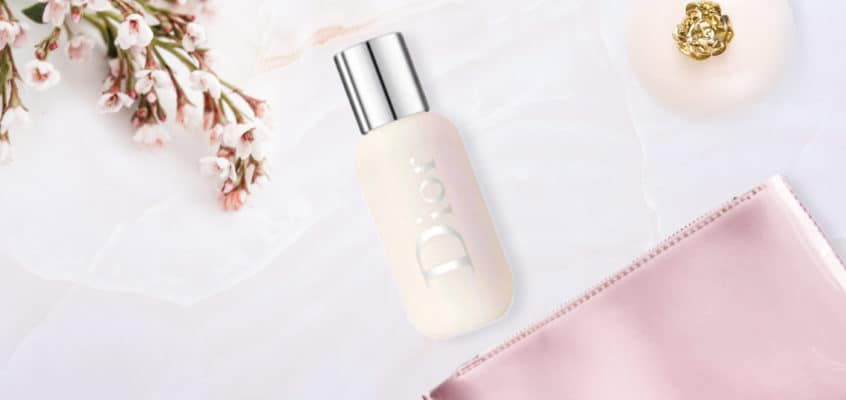 Dior Backstage Face & Body Primer Review