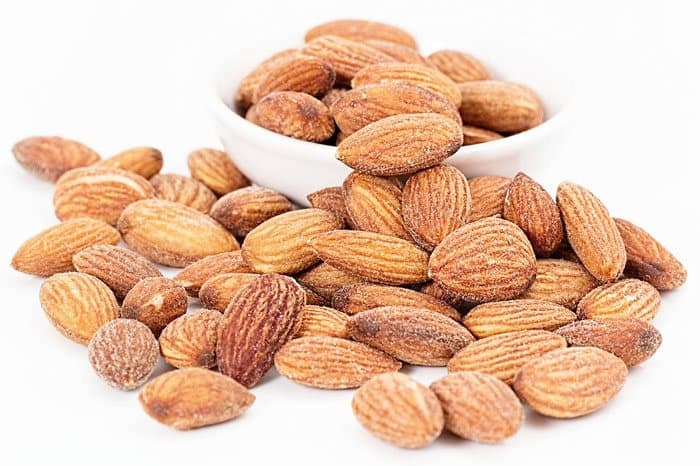 nuts promote hair growth