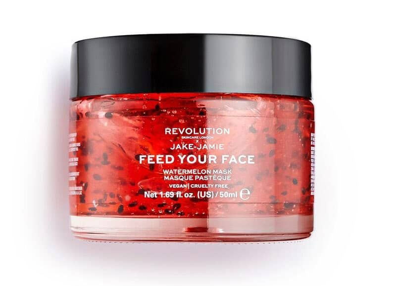 Revolution Watermelon Hydrating Face Mask