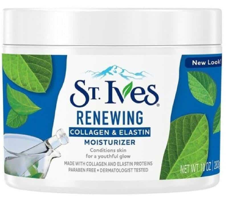 St. Ives Renewing Collagen Elastin Moisturizer