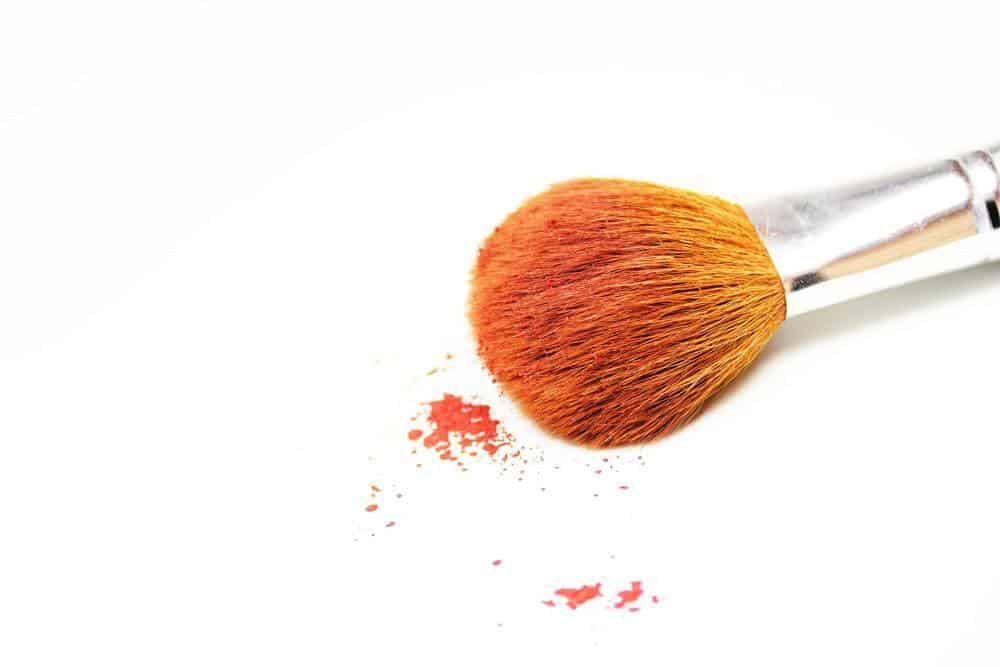 wash makeup brushes regularly