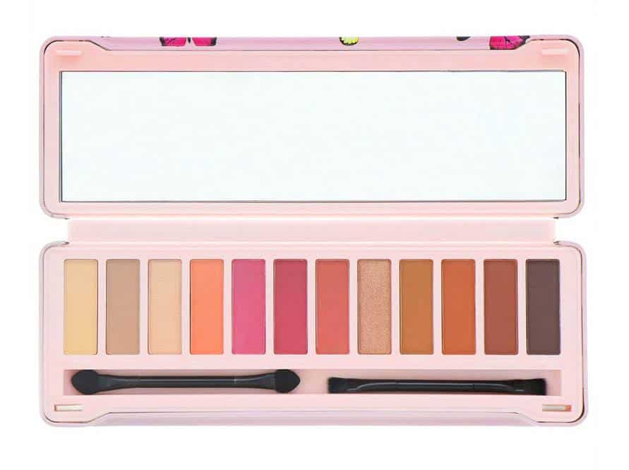 BYS' Nude 4 Palette