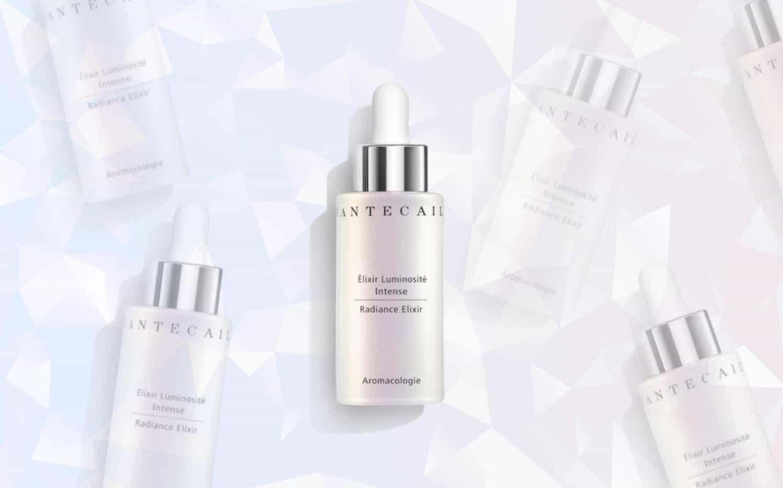 Chantecaille Radiance Elixir serum review copy
