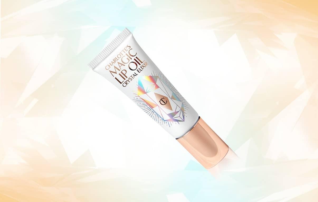 Charlottes Magic Lip Oil Crystal Elixir review