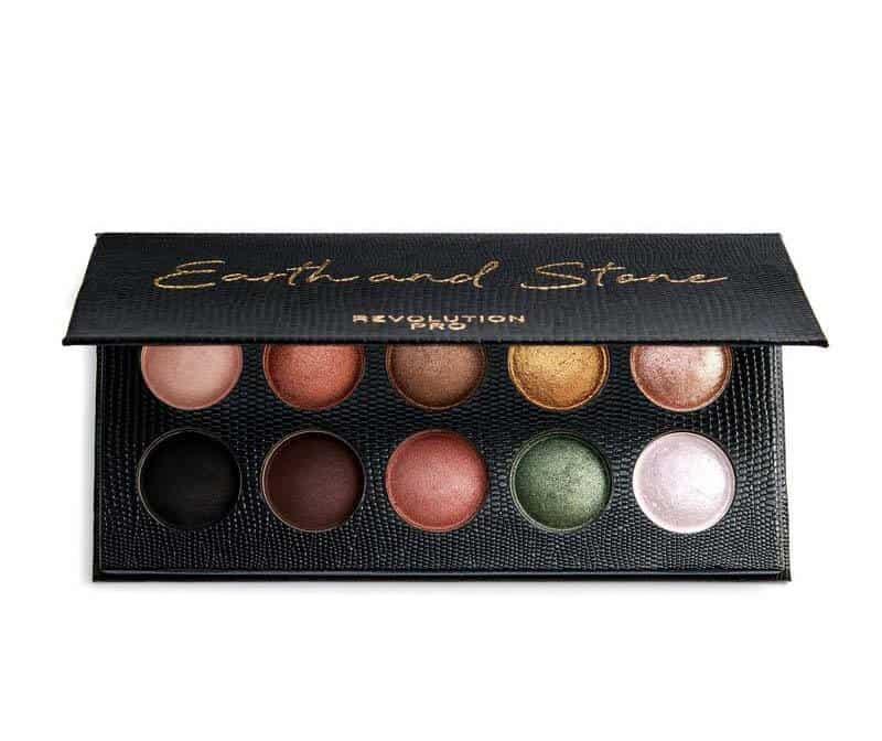 Makeup Revolution Colour Focus Palette - Earth & Stone