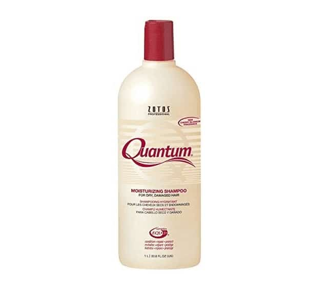 Quantum 1 Moisturizing Shampoo for Dry and Damaged Hair