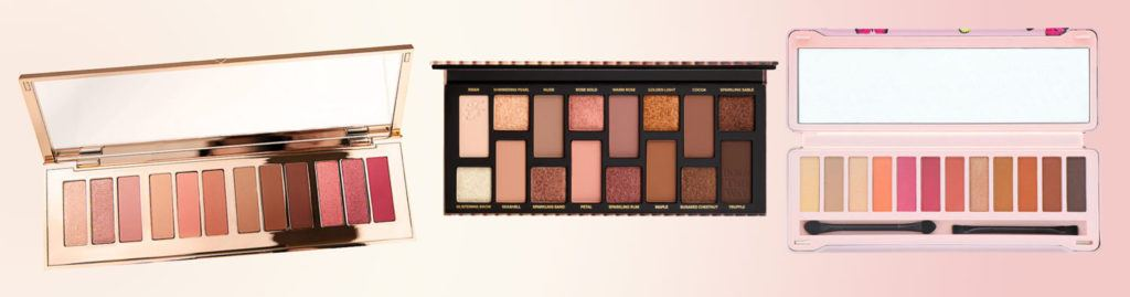 Berry Nudes Eyeshadow Palette dupes