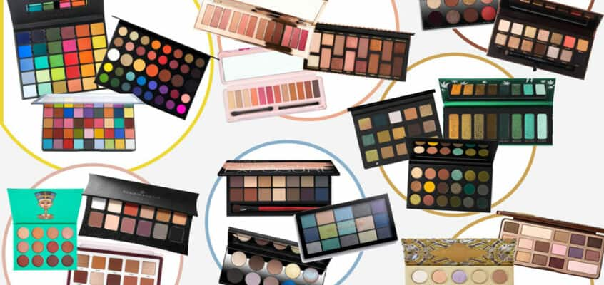 Best Eyeshadow Palette Dupes in 2021