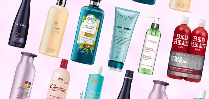 Best Shampoos for Dry & Damaged Hair in 2021