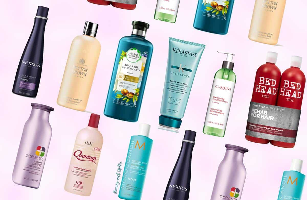 best-shampoos-for-dry-and-damaged-hair