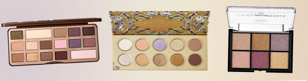 purple nudes eyeshadow palette dupes