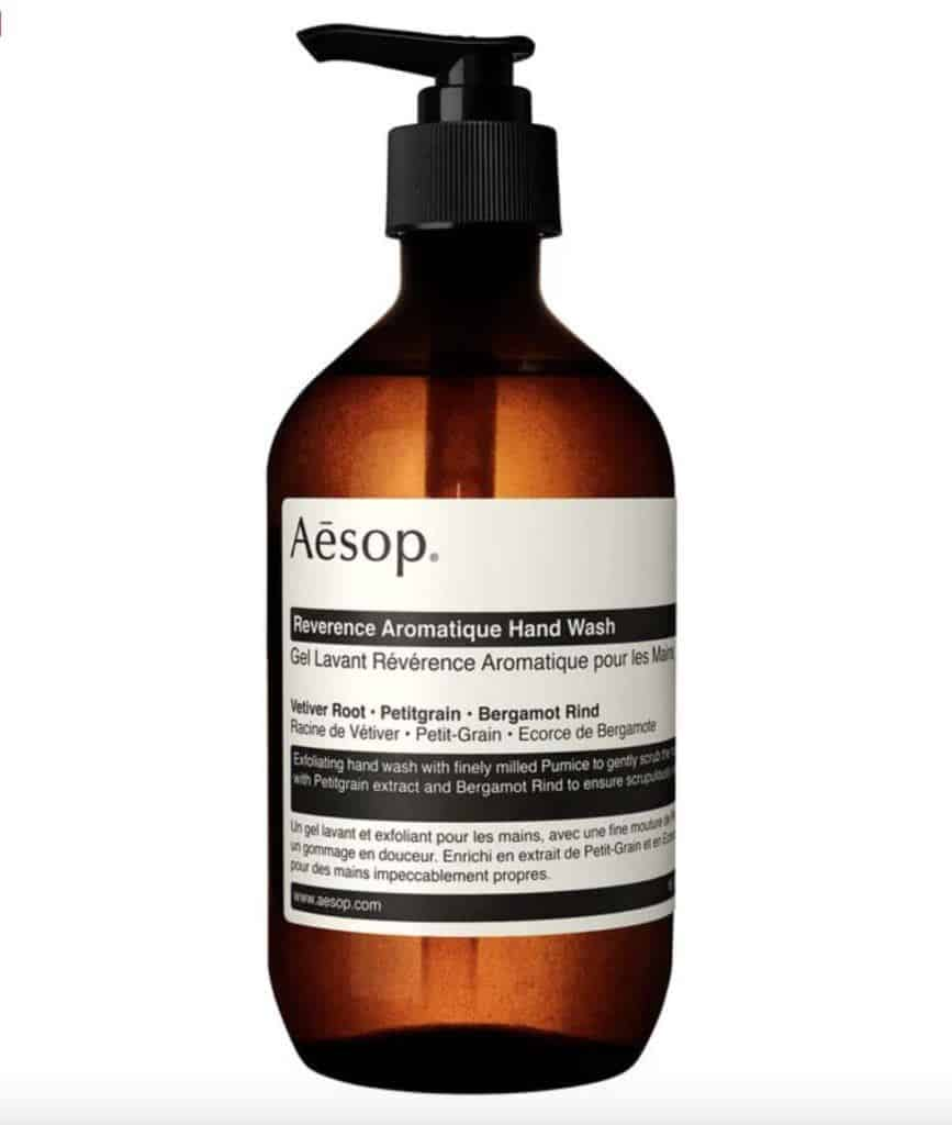 Aēsop Reverence Aromatique Hand Wash