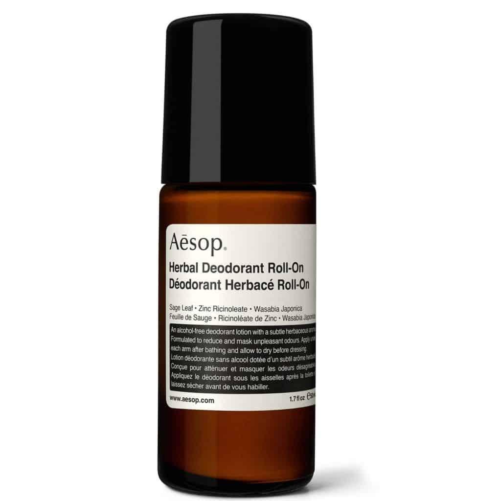 Aesop Herbal Deodorant Roll-On