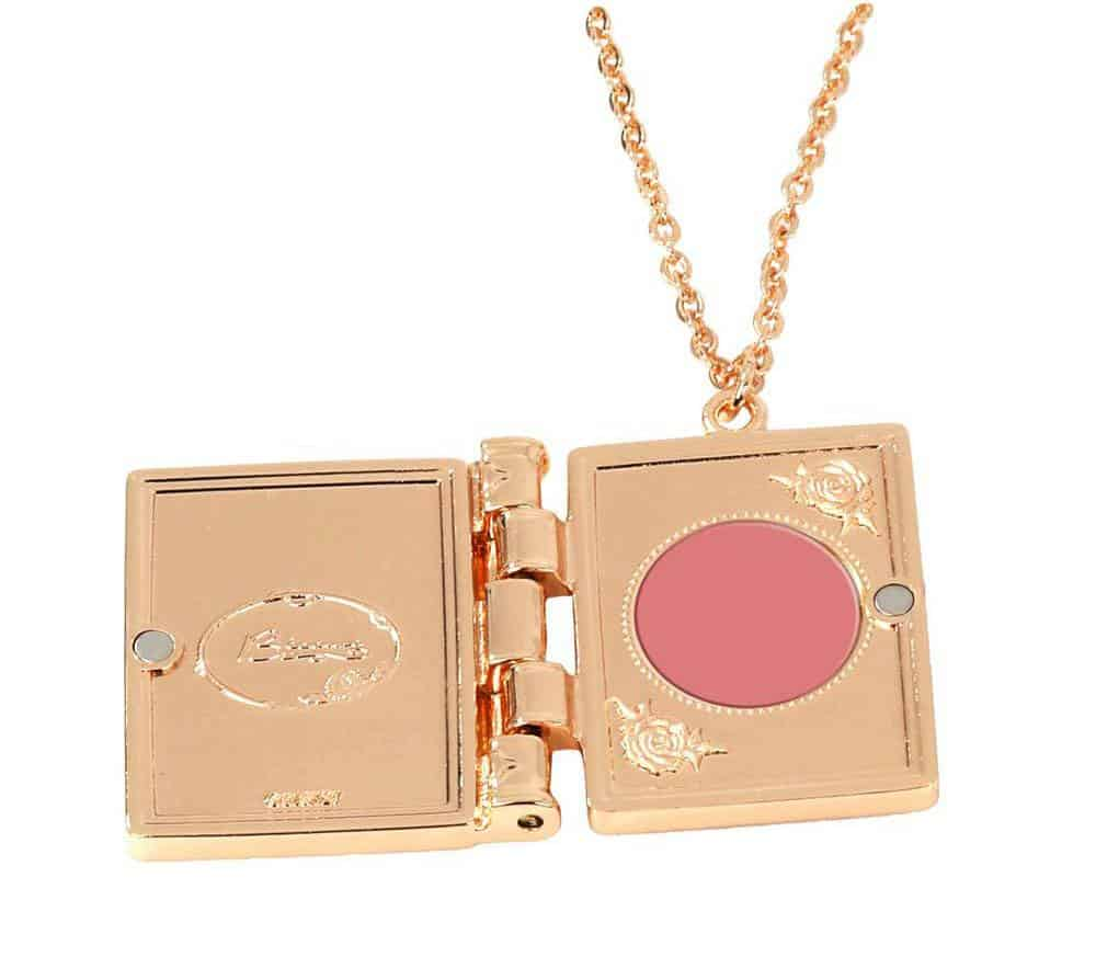 Besame Cosmetics Locket Cream Rouge