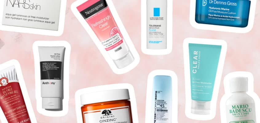 Best Oil-Free Moisturizers in 2021