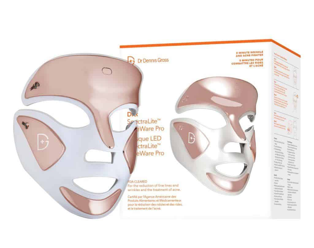 Dr. Dennis Gross Skincare DRx SpectraLite FaceWare Pro LED Light Therapy Device