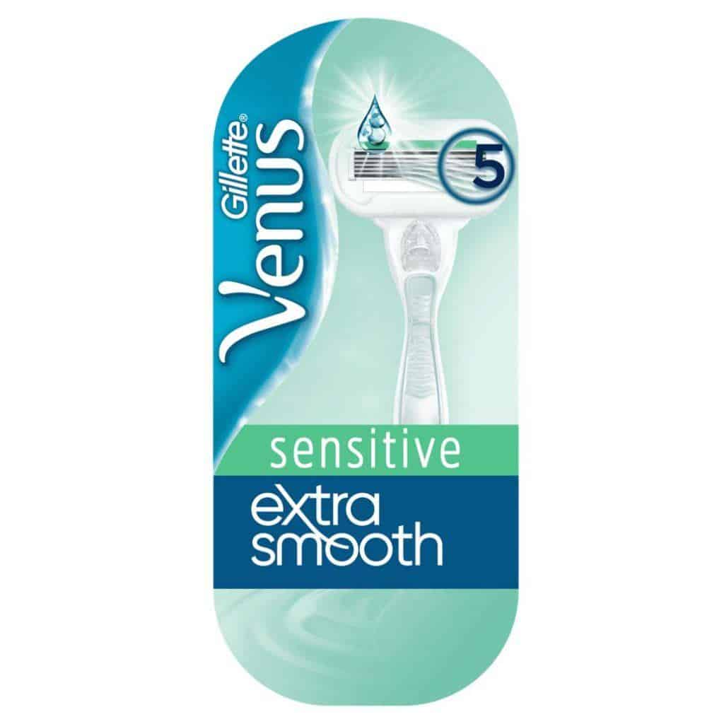 Gillette Venus Extra Smooth Sensitive Women's Razor