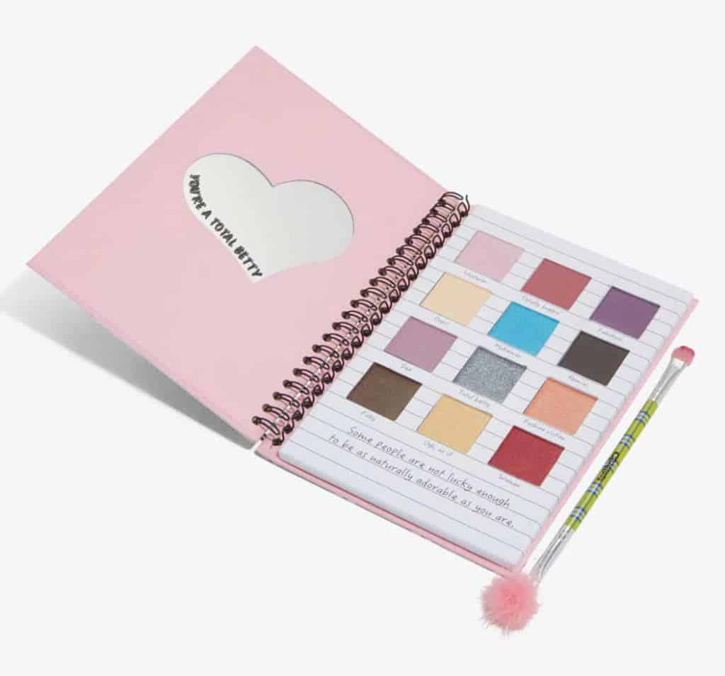 Hot Topic Clueless Totally Buggin' Eyeshadow Palette