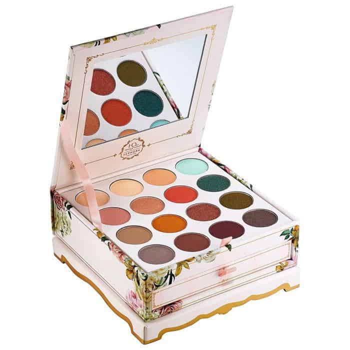 House of Lashes x Sephora Collection - Secret Garden Eyeshadow Palette