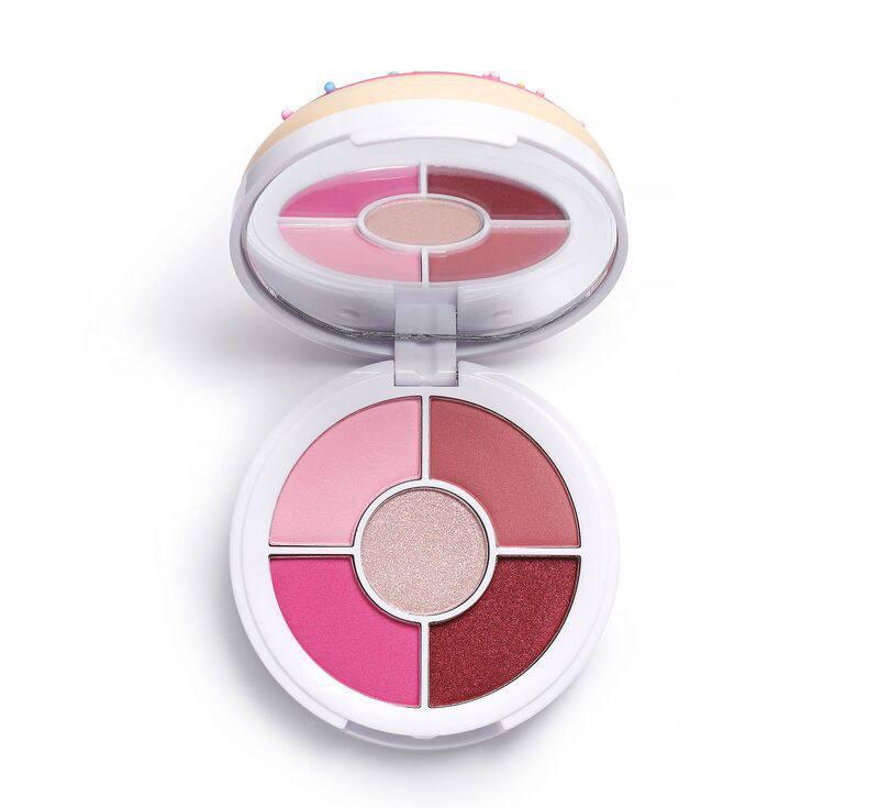 I Heart Revolution Donut Eyeshadow Palettes