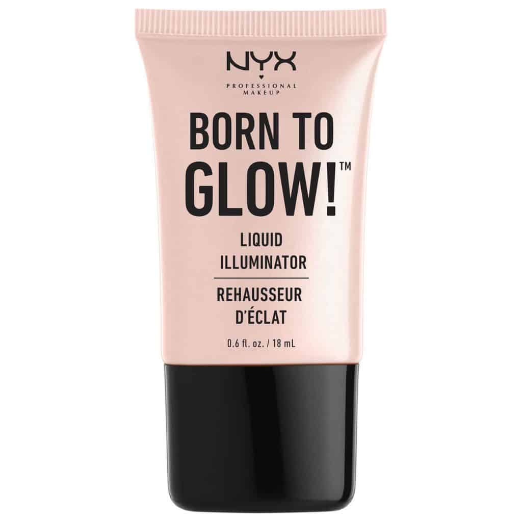 NYX Professional Makeup Born To Glow! Liquid Illuminator in the shade Sunbeam