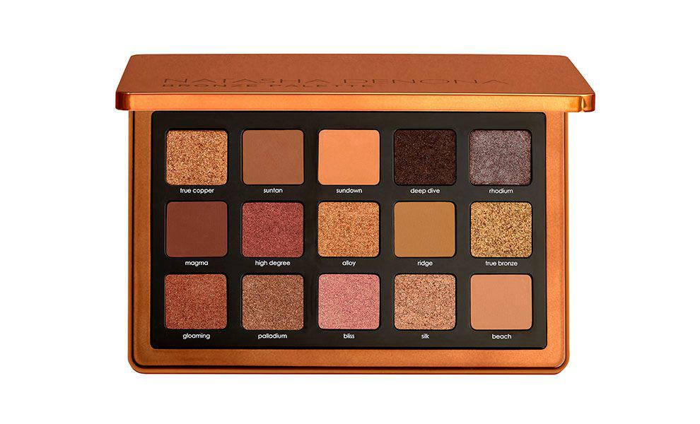 Natasha Denona Bronze Eyeshadow Palette Review