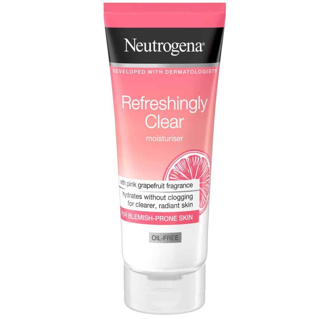 Neutrogena Oil-Free Acne Pink Grapefruit Facial Moisturizer