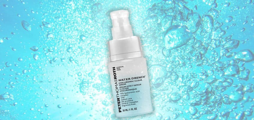 All you need to know about the Peter Thomas Roth Water Drench SPF Moisturizer