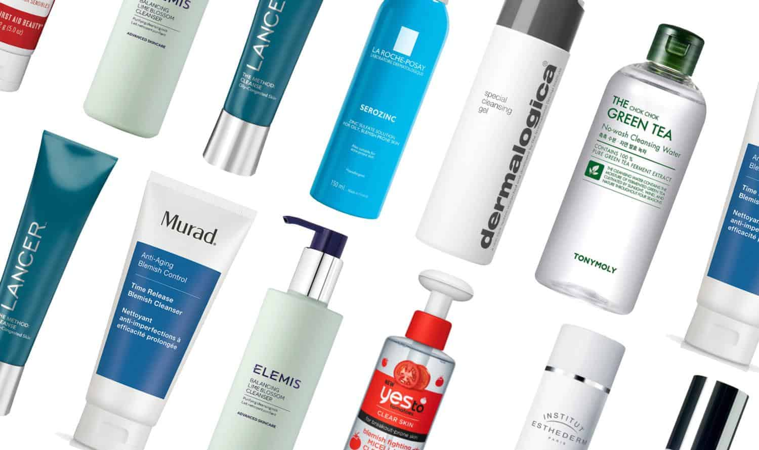 The Best Cleansers For Acne Prone Skin In 2020 Beauty With Hollie