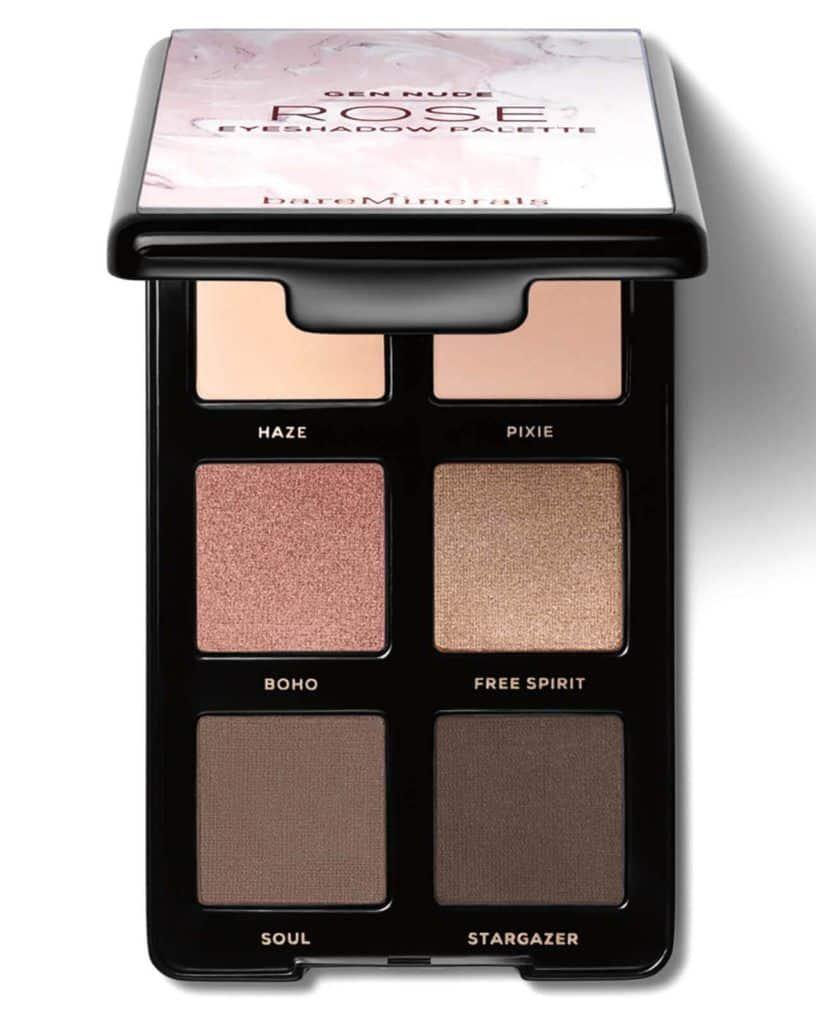 BareMinerals Gen Nude Eyeshadow Palette Rose Rebel