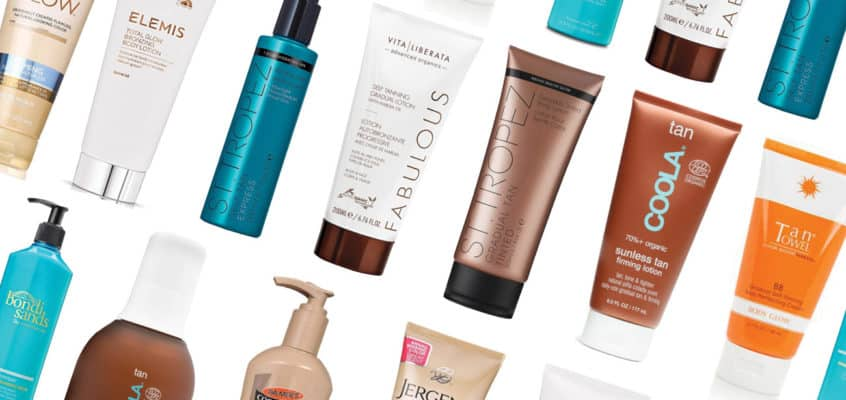 Best Self Tanners For Pale Skin in 2020