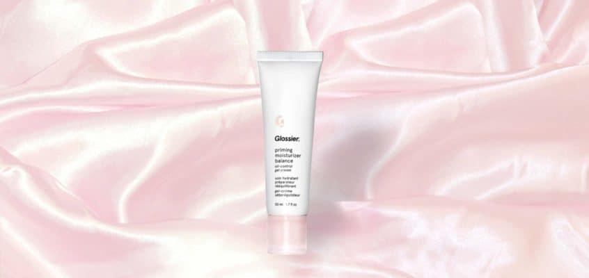 Glossier Priming Moisturizer Balance Oil Control Gel Cream Review