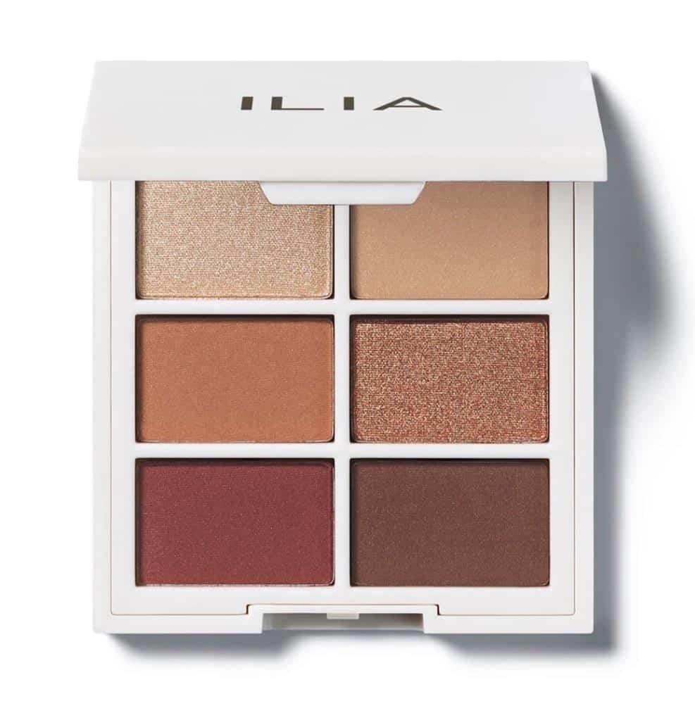 Ilia Beauty The Necessary Eyeshadow Palette (Warm Nudes)