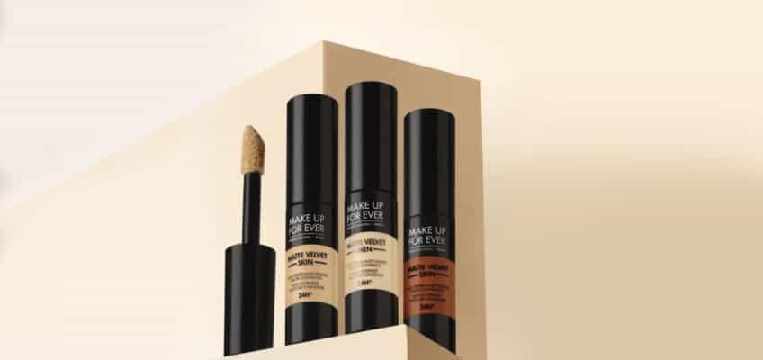 Makeup Forever Matte Velvet Skin High Coverage Multi-Use Concealer Review